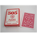 Marked Deck Fournier red