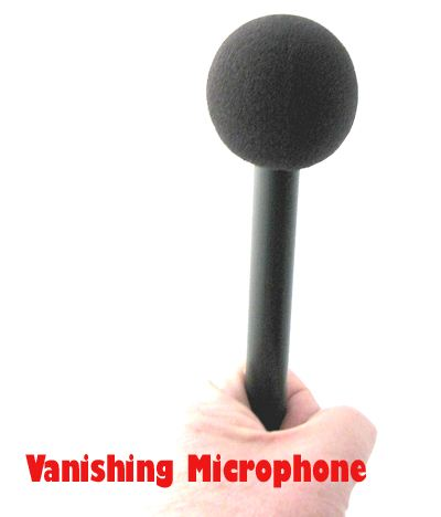 Vanishing Microphone