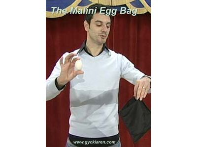 Malini Egg Bag dvd