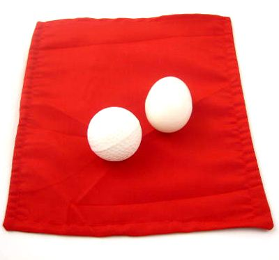 Malini Egg Bag, red