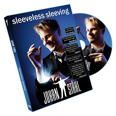 Sleeveless Sleeving DVD
