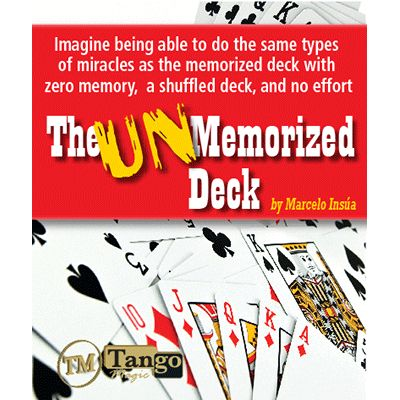 Unmemorized Deck, DVD