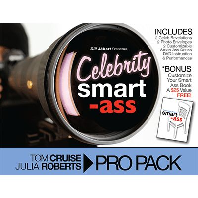 Celebrity  Smart Ass - Pro pack