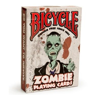 Bicycle Poker Zombie