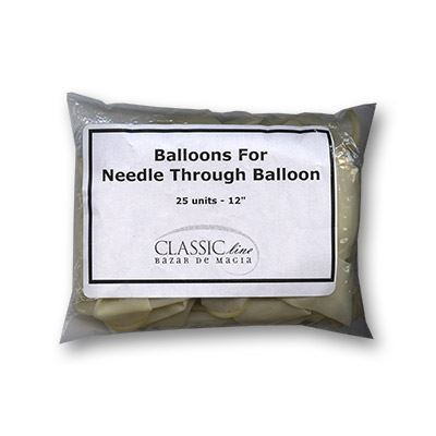 Balloons for Needle thru Balloon