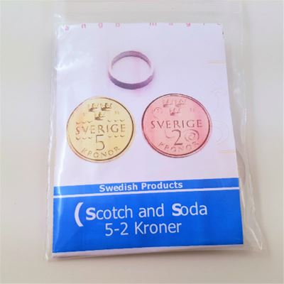 Scotch & Soda - 5 kr, 2 kr