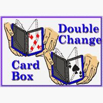 Double Change Card Box