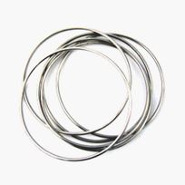 Linking Rings (8) 120 mm ss