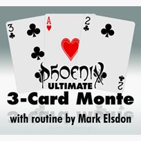 3 Card Monte, Ultimate Phoenix