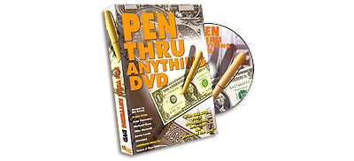Pen thru Anything dvd