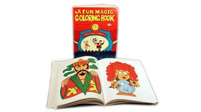 Magic Col Book