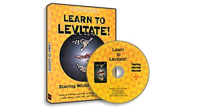 Learn to Levitate dvd