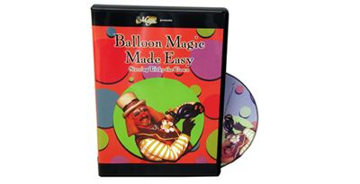 Balloon Sculpt dvd #1