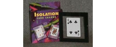 Isolation Card