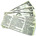 Newspaper to Money