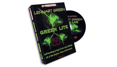 Green Lite, dvd