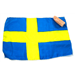 Swedish Flag + Thumb Tip