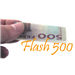 Flash 500 kr