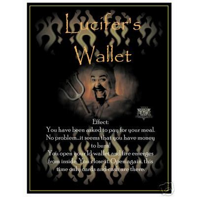 Lucifers Wallet
