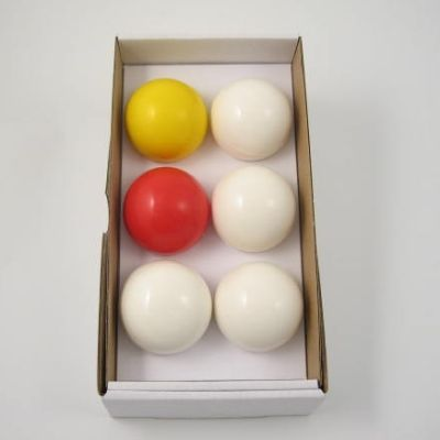 Multipl Balls soft 40 mm white