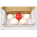 Multipl Balls soft 50 mm white