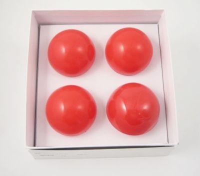 Multipl Balls soft 55 mm red