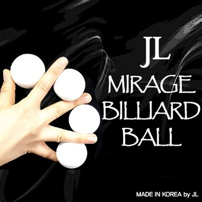 Multiple Balls Mirage, White
