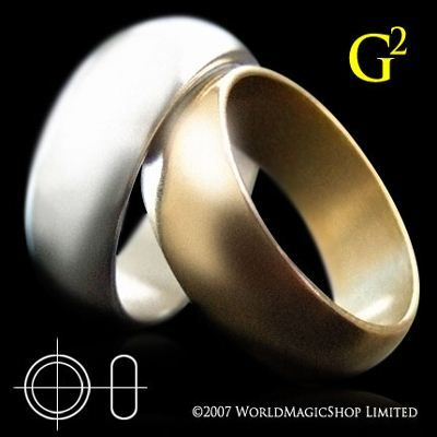 Wizard PK Ring 2G Gold Xsmall