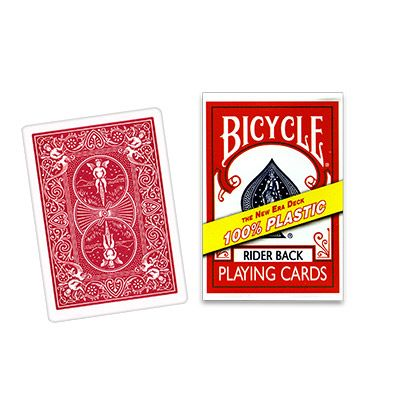 Bicycle Poker, 100% plastic