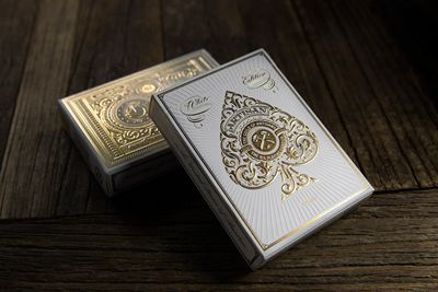 Artisan Deck, white