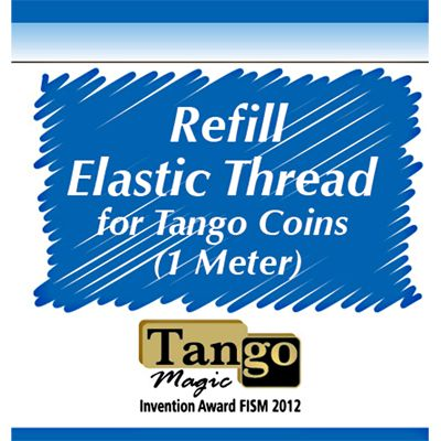 Refill Elastic Thread for Tango Coins (1 Meter)