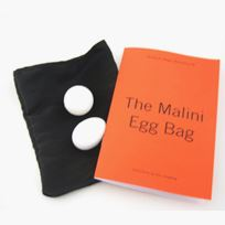 Malini Egg Bag, black