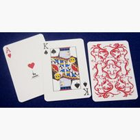Invisible Deck, Anglo Poker