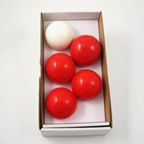 Multipl Balls soft 45 mm red