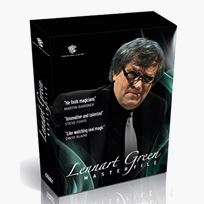 Green, Lennart Master File 4DVD