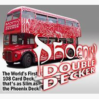 Phoenix Double Decker, blue