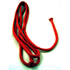 Rope Cotton SdL 10 mm, red, 10 m