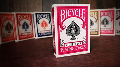 Bicycle Colour, Fuchsia