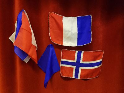 Mismade Flag - Norge
