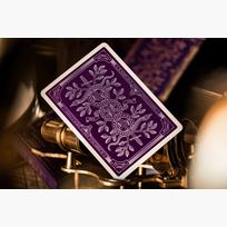 Monarchs Deck, purple