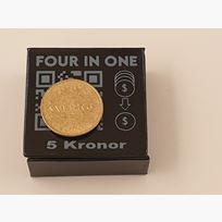 Four in One Coin Set - 5 kr